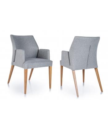 Krzesło tapicerowane Aldo z...