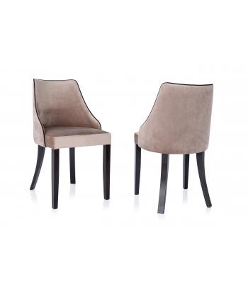 Krzesło tapicerowane Clara
