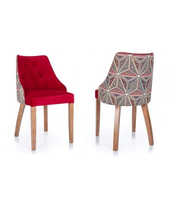 Krzesło tapicerowane Clara PIK