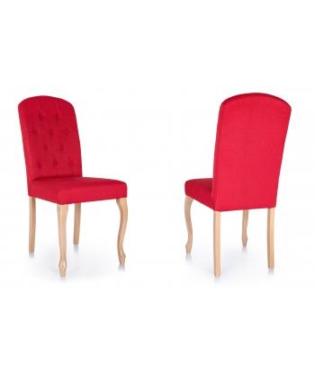 Krzesło tapicerowane Flavio