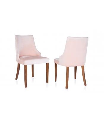 Krzesło tapicerowane Nina