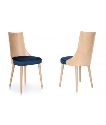 Krzesło tapicerowane Perła 1