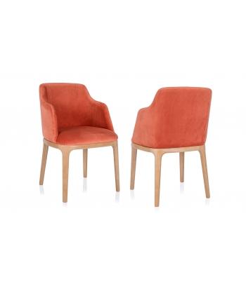 Fotel tapicerowany Rafael z...