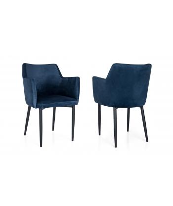 Fotel tapicerowany Rene